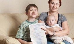 Какими пособиями может пользоваться мать в разводе новости